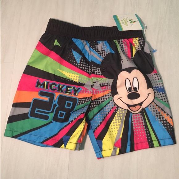 c61f38b139 Disney Swim | Store Mickey Mouse Boys 24 Mos Trunks | Poshmark